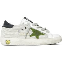 Superstar Etoile Mesh Suede Trainers