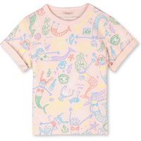 Sirens organic cotton t-shirt