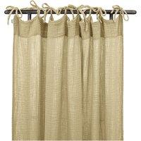 Cotton curtain 100x290 cm