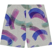 Organic Cotton Printed Bermuda Shorts