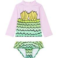 Siren baby recycled nylon UV-protection t-shirt + boxer shorts