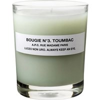 Toumbac scented candle