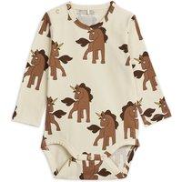 Unicorn Organic Cotton Bodysuit