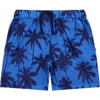 Booby Palm Tree Swim Trunks