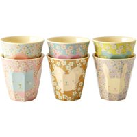 Liberty Pastel Cups - Set of 6