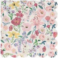 English Garden Paper Napkins - Set of 16