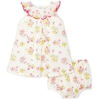 Femin Dress + Bloomer