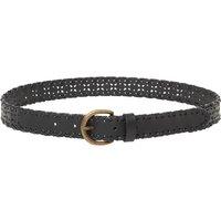 Josel Perforated Braided Belt
