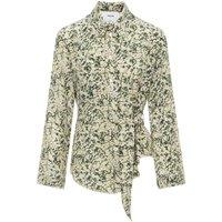 Mara silk shirt