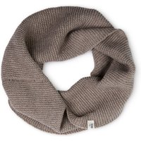 Loop Recycled Knit Tube Scarf