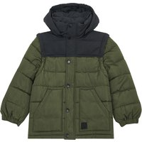 Puffer Coat, Removable Hood & Sleeves