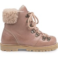 Lace-up Fur Lined Boots