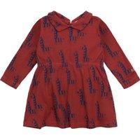 Zebras Organic Cotton Jersey Dress