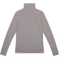 'Striped Turtleneck T-shirt