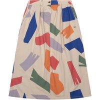 Shadows Midi Skirt