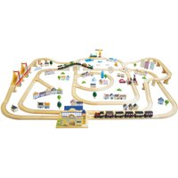 The Royal Express Train and accessories - 180 pieces