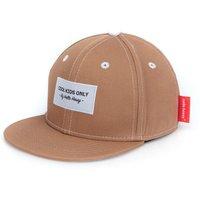 Mini Brown Cap