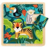 12-piece Jungle Puzzle