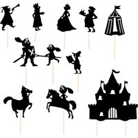 Knights Shadow Puppet