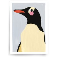 Penguin A5 Poster