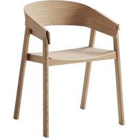 Oak Wood Armchair