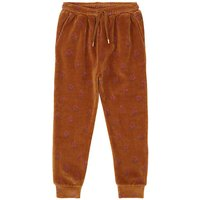 Charline Velour Organic Cotton Joggers