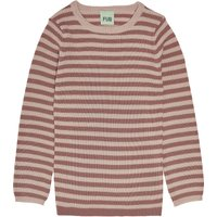 Extra Fine Wool Ribbed Jumper