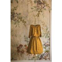 Naia Long Sleeve Blouse - Women's Collection Mustard