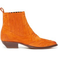 Tucson Suede Leather Boots