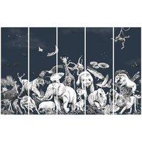 NoA(c) Fresco - 5 panels