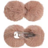 Fur-style Hair Clip