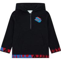 Hooded Sweatshirt, Organic Cotton - Sport Collection -