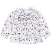 Exclusive Liberty Pompom Blouse