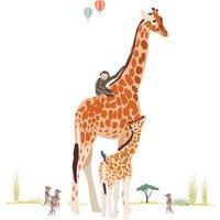 Giant Safari Sticker