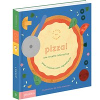 Book de recettes Pizza - Lotta Nieminen