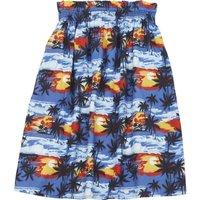 Hawaiian Long Skirt
