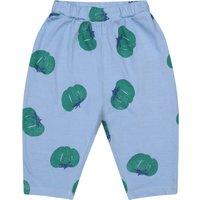 Organic Cotton Tomato Jersey Trousers