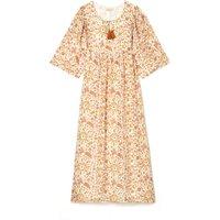 Geranian Silk Dress - Women's Collection -