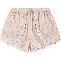 Saratoga Lurex Shorts