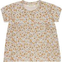 Honey Liberty Pattern Organic Cotton Dress