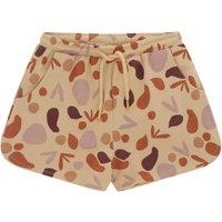 Paris Shape Pattern Organic Cotton Shorts