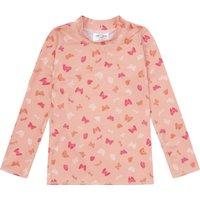 Astin Butterfly Pattern Anti-UV T-Shirt