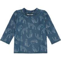 Astin Leopard Print Organic Cotton Anti-UV T-Shirt