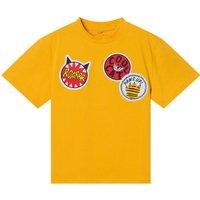 Organic Cotton Badge T-Shirt