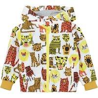 Recyled Polyester Feline Baby Jacket