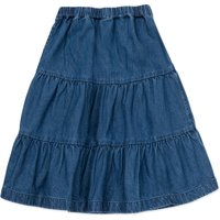 CA(c)line Lightweight Denim Skirt