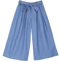 Flowy Light Chambray Trousers