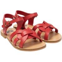 Elena Leather Sandals