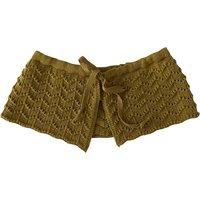 Organic Cotton Lulu Knit Shorts