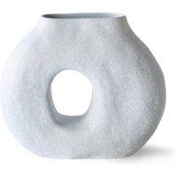 Organic Circle Vase